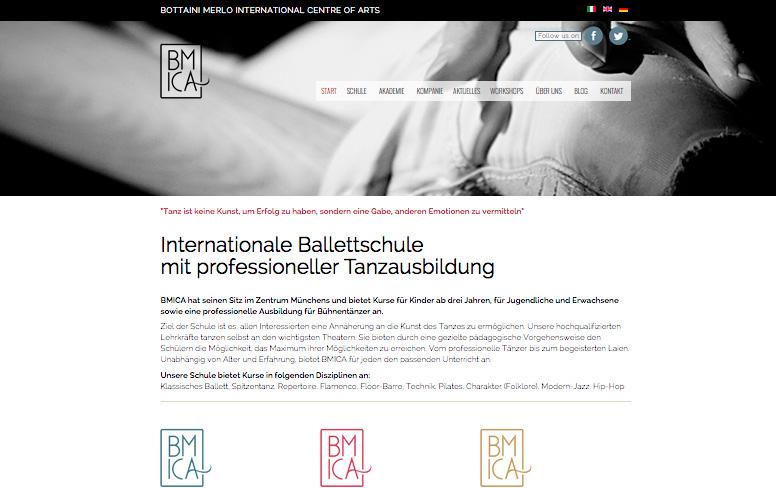 Internationale Ballletschule München
