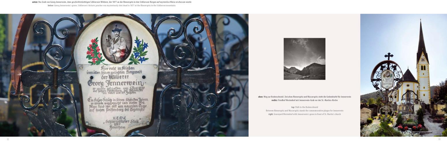 Bildband Schliersee – Jennerwein