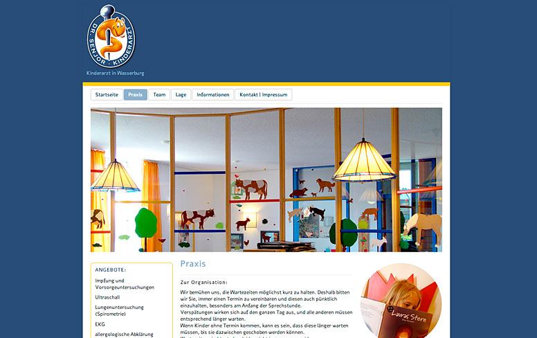 Kinderarztpraxis Wasserburg
