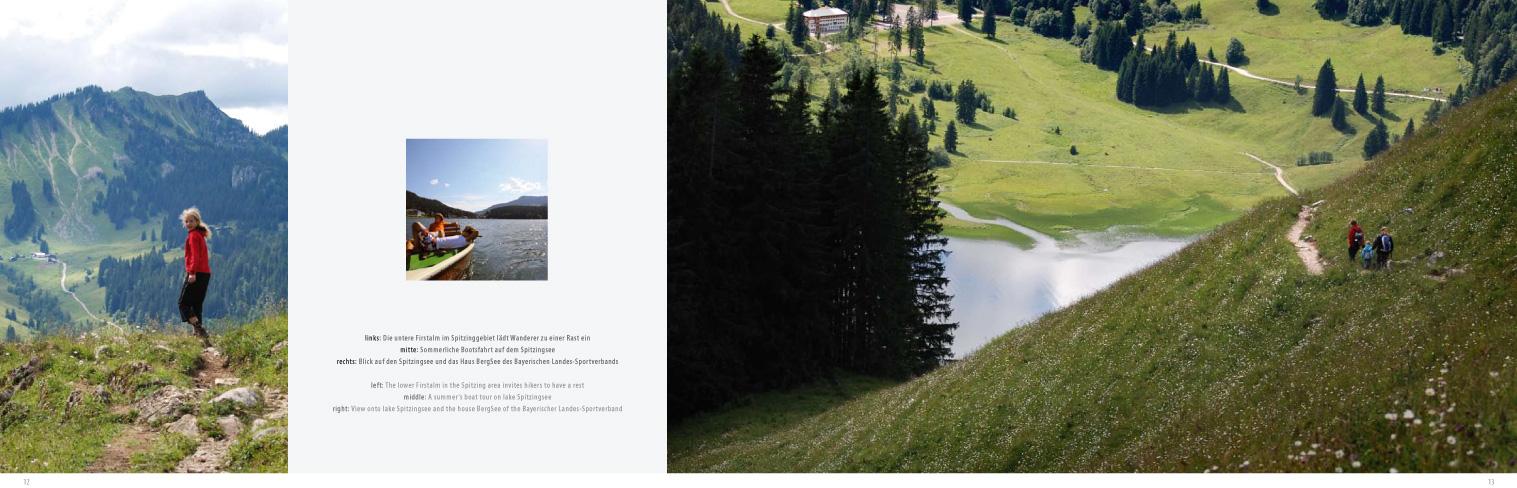 Bildband Schliersee – Spitzing