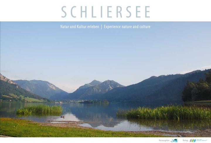 Bildband Schliersee – Cover