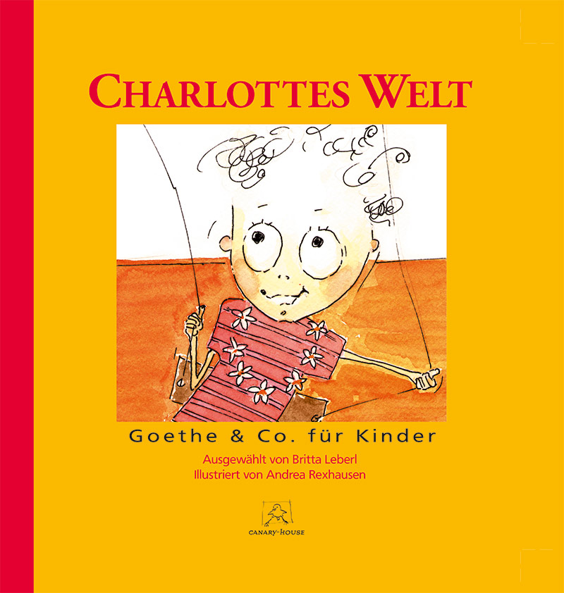 Charlottes Welt – Kinderbuch