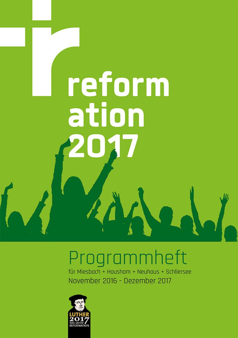 evangelische Kirche, Reformation 2017